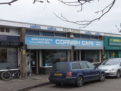 Bradleys Countrywide testimonial image - P. Falkner - Cornish Cafe, Harlow
